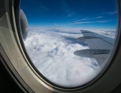 Fokker-100-Window-View