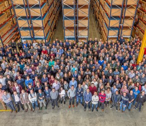 Team-Employees-Warehouse