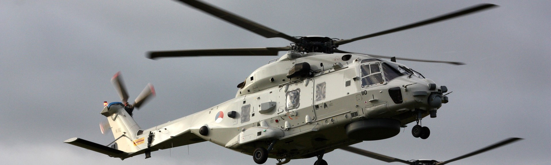 Royal Netherlands Air Force Extend Parts Contract